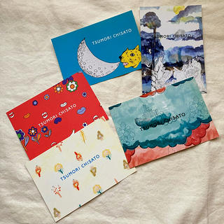 ツモリチサト(TSUMORI CHISATO)のツモリチサト ポストカード 5枚セット(その他)