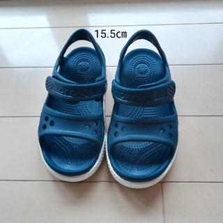 crocs - クロックス サンダル 15.5 cm (C8)