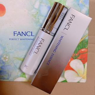 ファンケル(FANCL)のファンケルホワイトニングエッセンス 18ml×2本(美容液)
