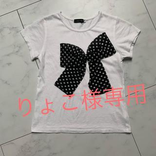 ベベ(BeBe)のBEBE  ガールズTシャツ  サイズ130(Tシャツ/カットソー)