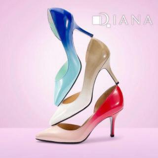 DIANA - DIANA グラデーション パンプス