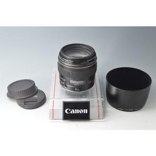 #2106 【美品】 Canon キヤノン EF85mm F1.8 USM