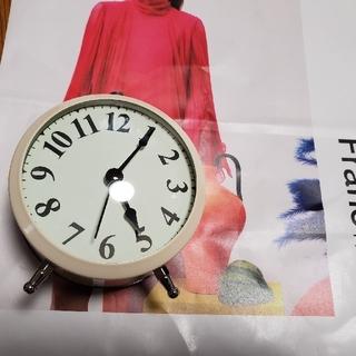 フランフラン(Francfranc)のフランフラン、目覚まし時計(置時計)