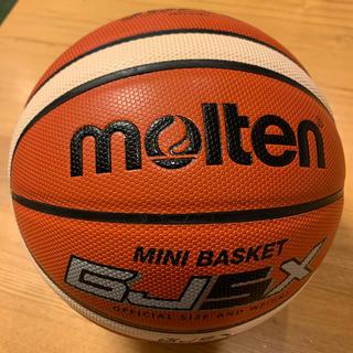 モルテン(molten)のミニバスケットボール用検定球 5号級(バスケットボール)