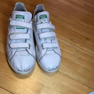 adidas - スタンスミス グリーンバック ベルクロ 27.5