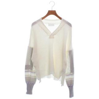 mame - mame  ニット 白石麻衣さん着用 サイズ1