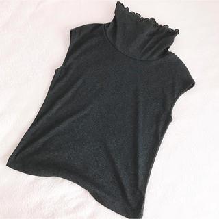 アメリヴィンテージ(Ameri VINTAGE)のヴィンテージトップス 新品(カットソー(半袖/袖なし))