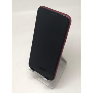 Apple - 【送料無料!即日発送!】SIMフリーiPhoneXR 64GB 9823 本体
