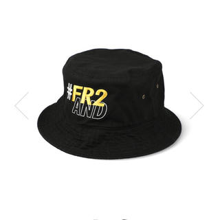 SEA - WIND AND SEA #FR2 Patch Bucket Hat