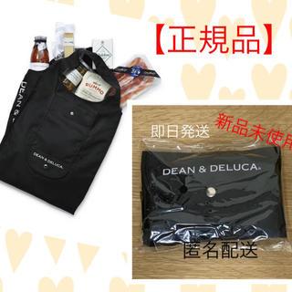 ディーンアンドデルーカ(DEAN & DELUCA)の【正規品】DEAN&DELUCA ブラック 1点 新品未使用 1個(エコバッグ)
