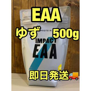 マイプロテイン(MYPROTEIN)の最安値!マイプロテイン EAA アミノ酸 ゆず 500g(アミノ酸)