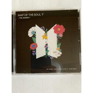 ボウダンショウネンダン(防弾少年団(BTS))のMAP OF THE SOUL:7 ~THE JOURNEY~(通常盤・初回プレ(K-POP/アジア)