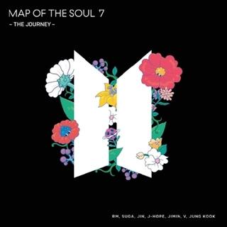 ボウダンショウネンダン(防弾少年団(BTS))の通常盤 MAP OF THE SOUL : 7~THE JOURNEY~(K-POP/アジア)