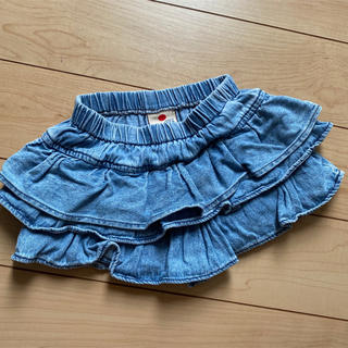 マーキーズ(MARKEY'S)のCALMIA マーキーズ デニム  女の子 80 パンツ ショートパンツ(パンツ)