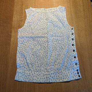 アバハウス(ABAHOUSE)のアバハウス ノースリーブシャツ(シャツ/ブラウス(半袖/袖なし))