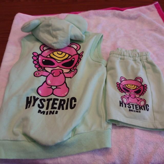 HYSTERIC MINI(ヒステリックミニ)のエメグリセトア キッズ/ベビー/マタニティのキッズ服男の子用(90cm~)(Tシャツ/カットソー)の商品写真