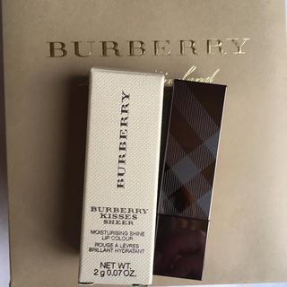バーバリー(BURBERRY)の【新品】Burberry 口紅 ピンク色(口紅)