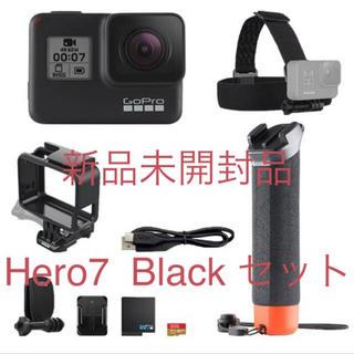 ゴープロ(GoPro)のGoPro HERO 7 Black CHDCB-702 限定セット 新品未開封(コンパクトデジタルカメラ)