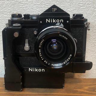 ニコン(Nikon)のNIKON F アイレベル+モードラF-36(フィルムカメラ)