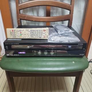 SHARP - 希少ダビング完動超美品!シャープVHS/HDD/DVDレコーダーDV-ACV52