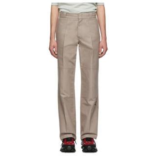RAF SIMONS - 【19aw Raf Simons】Straight Fit Trousers