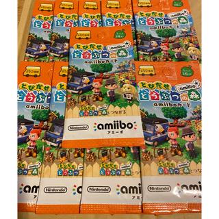 Nintendo Switch - とびだせどうぶつの森 amiibo+ amiiboカード 10パック