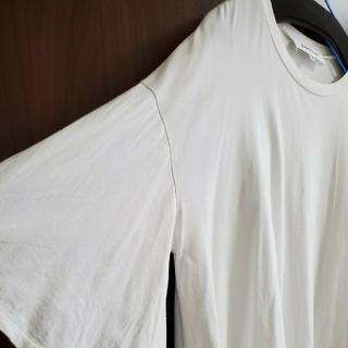 ENFOLD - エンフォルド ホワイト Tシャツ