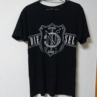 ディーゼル(DIESEL)のDIESEL Tシャツ ブラック(Tシャツ/カットソー(半袖/袖なし))