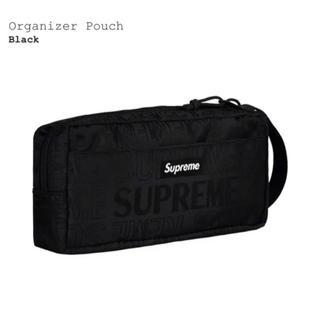 シュプリーム(Supreme)のSupreme 19ss Organizer Pouch Black (ポーチ)