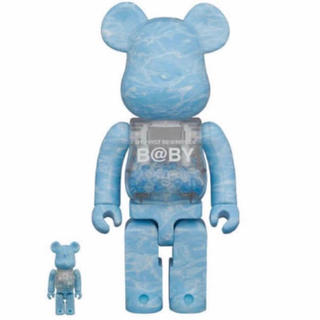 MY FIRST BE@RBRICK B@BY WATER CREST400% (その他)