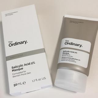 The Ordinary サリチル酸2% マスク 50ml(ゴマージュ/ピーリング)