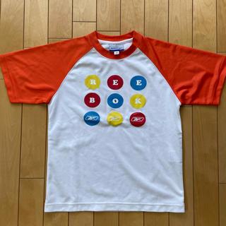 リーボック(Reebok)のReebok kidsシャツ(Tシャツ/カットソー)