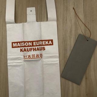 ワンエルディーケーセレクト(1LDK SELECT)のMAISON EUREKA エコバッグ(トートバッグ)