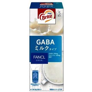 Nestle - ネスレ ブライト GABAミルクタイプ6箱分
