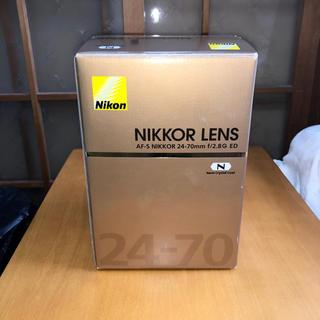 Nikon - Nikon AF-S 24-70F2.8G ED