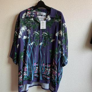 SUNSEA - DAIRIKU 20ss intermission aloha shirts