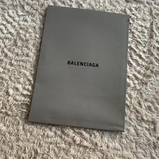 バレンシアガ(Balenciaga)のショップ袋(ショップ袋)