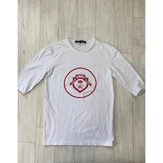 ラフシモンズ(RAF SIMONS)の[レア]RAF SIMONSラフシモンズ×伊勢丹 限定コラボTシャツ サイズS(Tシャツ/カットソー(半袖/袖なし))
