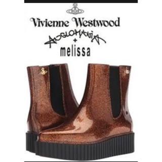 ヴィヴィアンウエストウッド(Vivienne Westwood)の最終値下げ!Vivienne Westwood厚底ブーツ(ブーツ)
