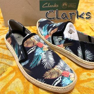 クラークス(Clarks)のClarks エスパドリーユ(スリッポン/モカシン)