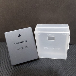 オリンパス(OLYMPUS)のオリンパス  純正バッテリー BLH-1(バッテリー/充電器)