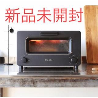 バルミューダ(BALMUDA)のバルミューダデザイン K01E-KG ブラック(調理機器)