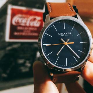 コーチ(COACH)のCoach 腕時計 正規品 新品未使用(腕時計(アナログ))