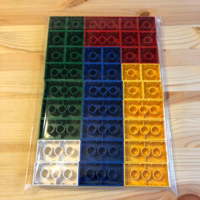 Lego(レゴ)の②レゴ デュプロ 基本ブロック Lego duplo キッズ/ベビー/マタニティのおもちゃ(積み木/ブロック)の商品写真