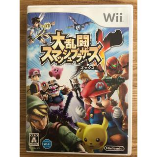 ウィー(Wii)の大乱闘スマッシュブラザーズX Wii ソフト(家庭用ゲームソフト)
