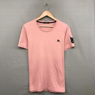 バーバリーブラックレーベル(BURBERRY BLACK LABEL)のバーバリー BURBERRY BLACK LABEL 半袖 Tシャツ ホースロゴ(Tシャツ/カットソー(半袖/袖なし))