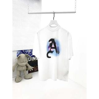 PALM - PALM ANGELS  white A  Tシャツ