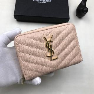 Yves Saint Laurent Beaute - 大人気★Yves Saint Laurent Beaute 折り財布 小銭入れ