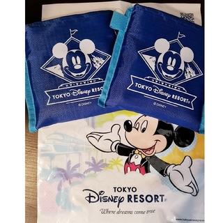 Disney - 東京 ディズニーリゾート エコバッグ ミッキー TDL