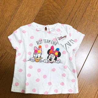 ZARA KIDS - ♡新品♡ ZARABABY ディズニー 半袖Tシャツ 70~80